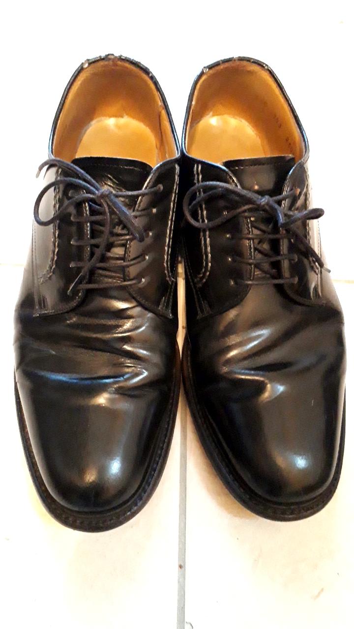 ライオン ピュア中性クリーナーで手入れをしてきた5年前に買った靴