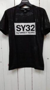 SY32 最新Tシャツ
