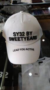 SY32 新作キャップ